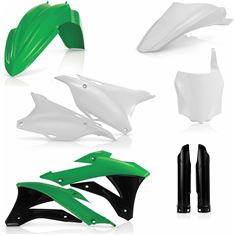 KIT PLASTICOS FULL KX 85/100 14/18