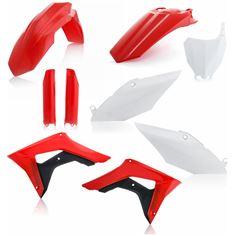KIT PLASTICOS FULL HONDA CRF 250 R 17/18