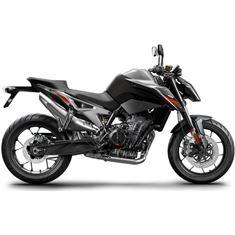 MOTOCICLETA KTM 790 DUKE NEGRA 2019