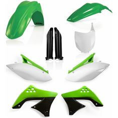 KIT PLASTICOS FULL KX-F 450 09/11