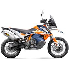 MOTOCILETA KTM 790 ADVENTURE R RALLY 2020