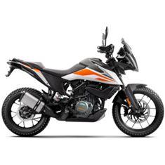 MOTOCICLETA KTM 390 ADVENTURE BLANCA 2020