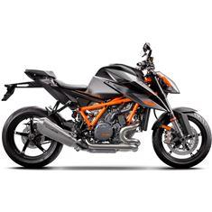 MOTOCICLETA KTM 1290 SUPER DUKE E NEGRA 2020