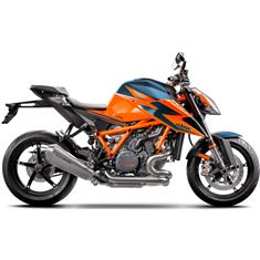 MOTOCICLETA KTM 1290 SUPER DUKE R NARANJA 2020
