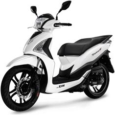 SCOOTER SHYPHONY 125cc ST LC
