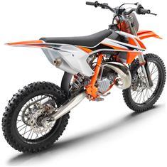 MOTOCICLETA KTM 85 SX RUEDA 17/14 2021