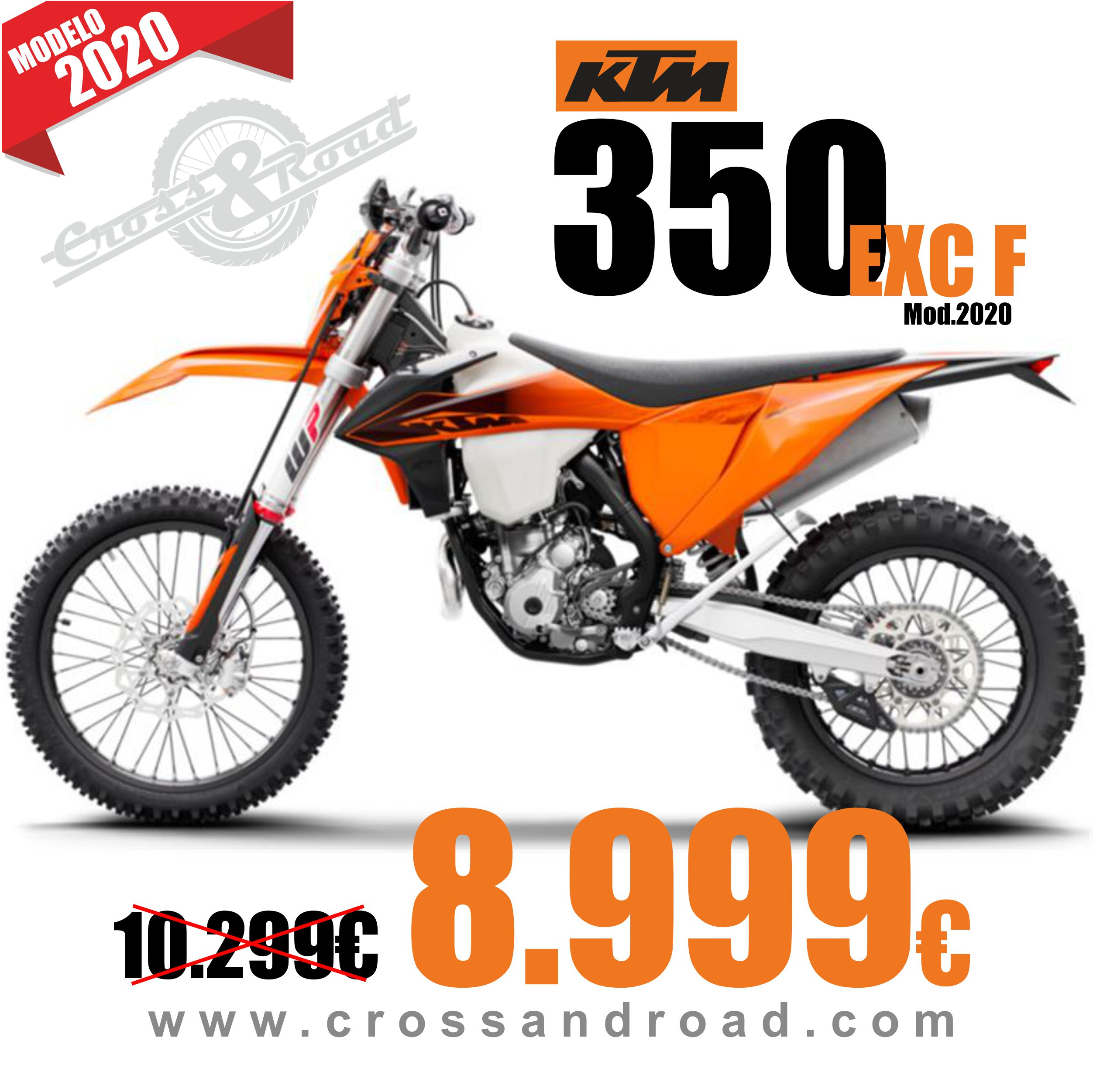 KTM 350 EXC F Mod 2020