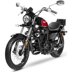 MOTOCICLETA MACBOR ROCKSTER 125 cc