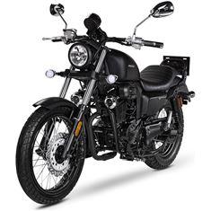MOTOCICLETA MACBOR ROCKSTER FLAT 125cc