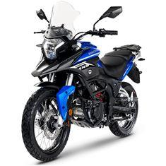MOTOCILCETA MACBOR XR3 250cc