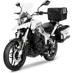 MOTOCICLETA MACBOR MONTANA XR1 125cc