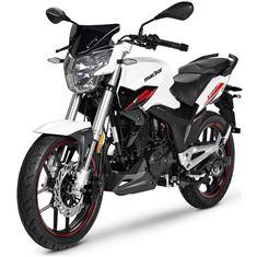 MOTOCICLETA MACBOR STORMER R 125 cc