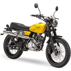 MOTOCICLETA MACBOR EIGHT MILE 125cc
