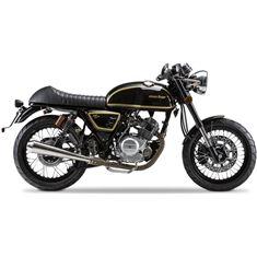 MOTOCICLETA MACBOR JOHNNY BE GOOG 125 cc