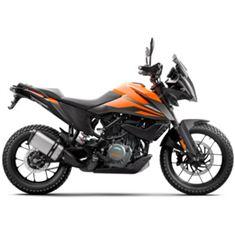 MOTOCICLETA KTM 390 ADVENTURE NARANJA 2020