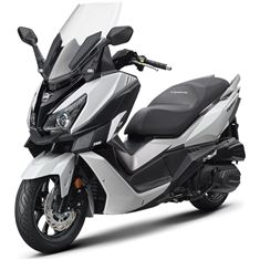SCOOTER CRUISYM 125cc ABS