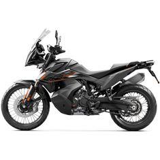 MOTOCICLETA KTM 890 ADVENTURE NEGRA 2021