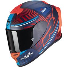CASCO SCORPION EXO-AIR R1 VICTORY