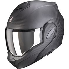 CASCO SCORPION EXO-TECH CARBON SOLID