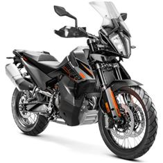 MOTOCICLETA KTM 890 ADVENTURE L A2 NEGRA 2021