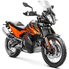 MOTOCICLETA KTM 890 ADVENTURE L A2 NARANJA 2021