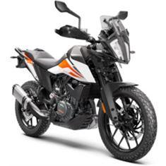 MOTOCICLETA KTM 390 ADVENTURE BLANCA 2021