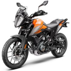 MOTOCICLETA KTM 390 ADVENTURE NARANJA 2021