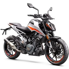 MOTOCICLETA KTM 390 DUKE BLANCA 2021