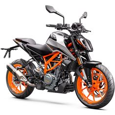 MOTOCICLETA KTM 390 DUKE PLATA 2021