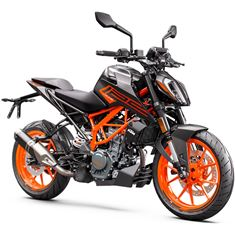 MOTOCICLETA KTM 125 DUKE NEGRA 2021