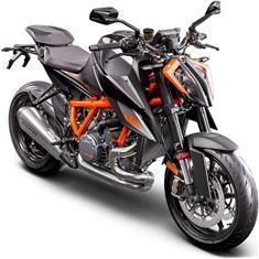 MOTOCICLETA KTM 1290 SUPER DUKE R NEGRA 2021